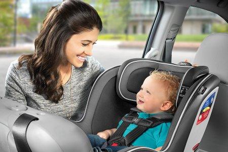 אל תזלזלו במושב בטיחות לילד!