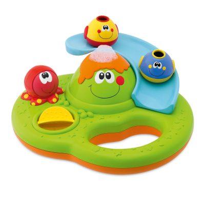 צעצוע לאמבטיה בועות באי – Bubble Island