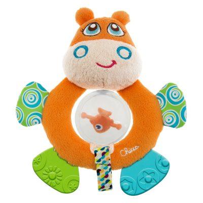 רעשן משחק היפופוטם – Hippo toy Chicco