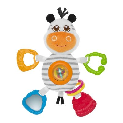 נשכן רעשן זברה – First Activity Zebra