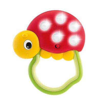רעשן חיפושית מאירה – Ladybird Lights