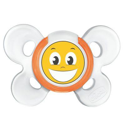 מוצץ סיליקון 12M קומפורט מחייך – Smile Silicone PH Comfort