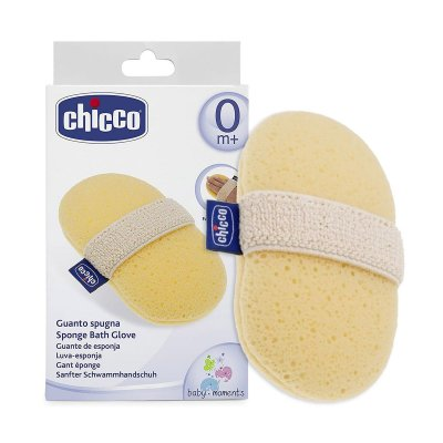 ספוג כפפה – Sponge Bath Glove