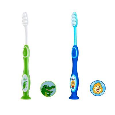 מברשת שיניים – Milk Teeth Toothbrush