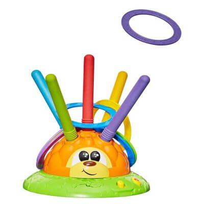 משחק זריקת טבעות – Toy Fit And Fun Hedghhog