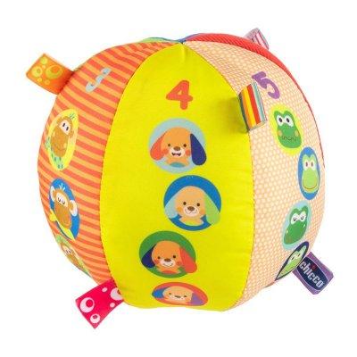 כדור פעילות מוזיקלי רך – Toy BS Musical Ball Restyling