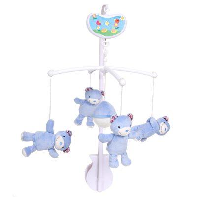 מובייל מוסיקלי – Happy Bear Musical Mobile