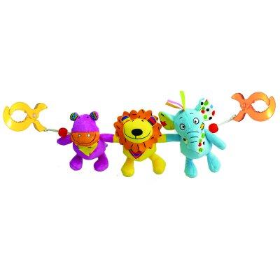 צעצוע לעגלה – My Jungle Friends Clip-on