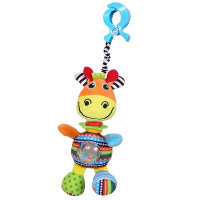 צעצוע נתלה – Busy Friends Gigi Giraffe