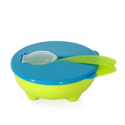 קערה עם כפית – Flawless™ Feeding Bowl with Spoon