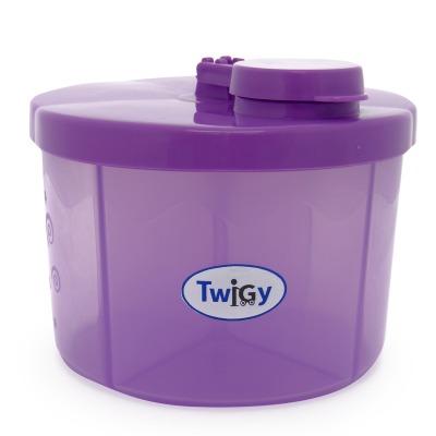 מיכל לחלוקת אבקת חלב 4 תאים – Flawless™ Milk Powder Dispenser