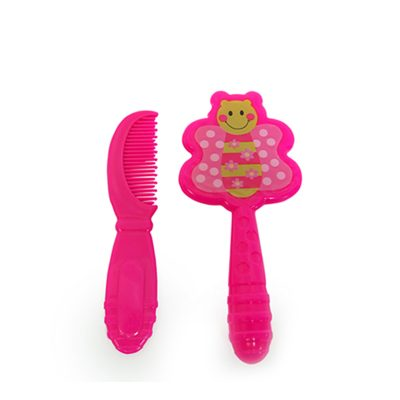 סט מברשת מסרק בצורות – Flawless Brush & Comb Set Animals
