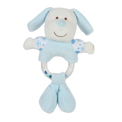 רעשן טבעת – Soft Touch™ Baby Ring Rattle