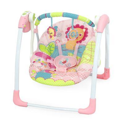 נדנדה חשמלית לתינוק דייר פילד – Deerfield