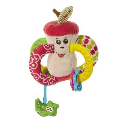 נשכן רעשן תפוח – Toys First Activity Apple