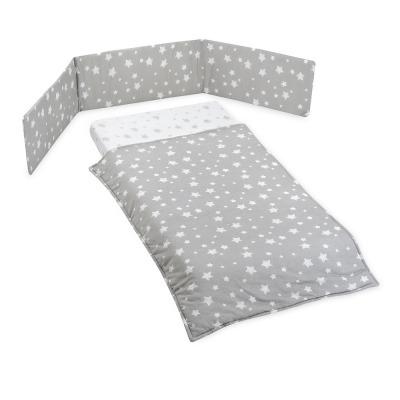 סט קומפלט למיטה – טריקו כוכבים