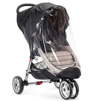 כיסוי גשם לעגלת סיטי מיני 1 – 3 גלגלים / מיני Weather Shield Rain Canopy Mini 3 Mini GT Single – GT