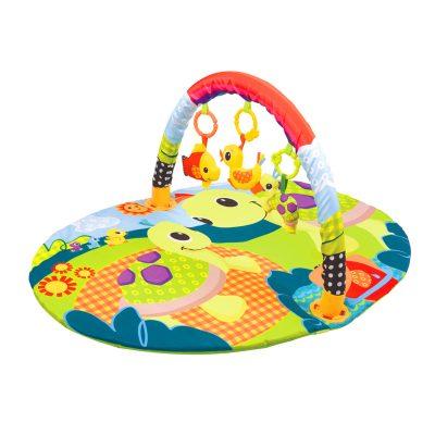 משטח פעילות עם קשת צעצועים – Baby Playing Mat CC9614