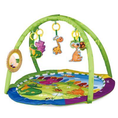 משטח פעילות עם קשת צעצועים – Baby Playing Mat CC9646