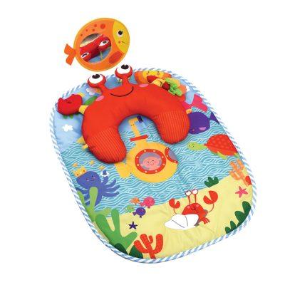 משטח פעילות עם כרית התפתחות – Baby Playing Mat CC9648