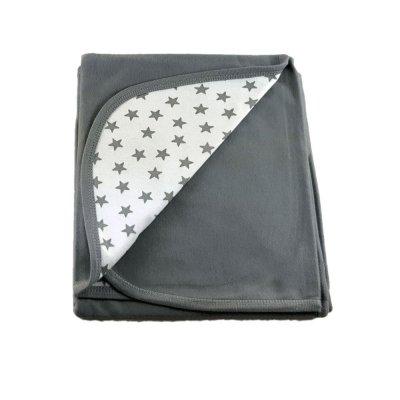 """שמיכה משולבת דו שכבתית 90/80 ס""""מ"""