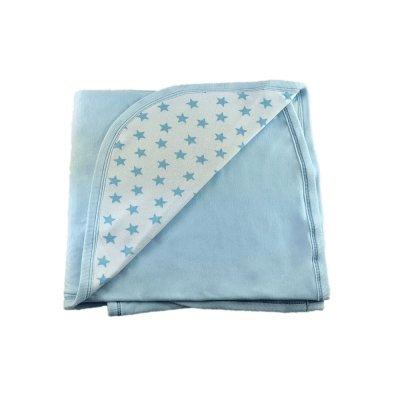 """שמיכה משולבת דו שכבתית 130/90 ס""""מ"""