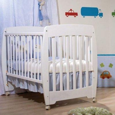 מיטה לתינוק דגם חצב