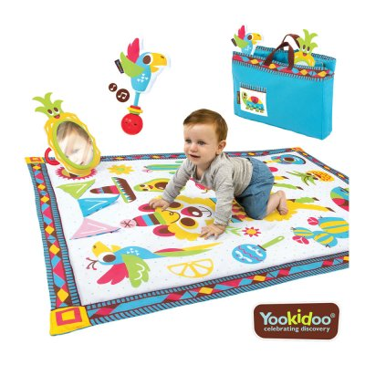 שמיכת פעילות Fiesta Playmat To Bag – Fiesta