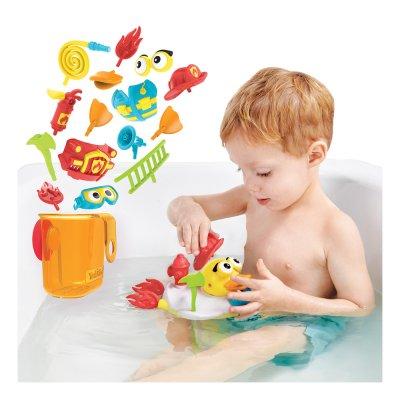 ברווז לאמבטיה – Jet Duck