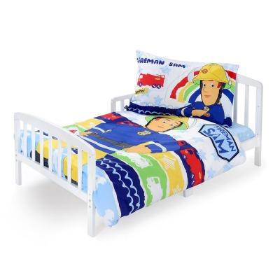 סט מצעים למיטת מעבר – סמי הכבאי