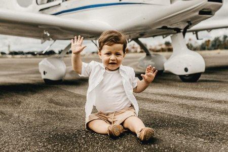 לטוס עם תינוק – דברים שצריך לדעת
