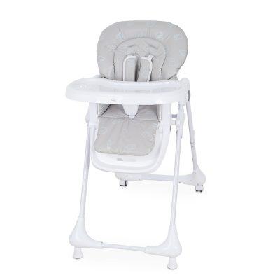 כיסא אוכל גבוה סילבר 2 – 2 ™Silver