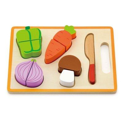 לוח פאזל חיתוך ירקות