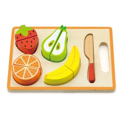 לוח פאזל חיתוך פירות