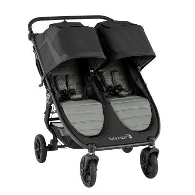 עגלת תאומים סיטי מיני ג'י טי 2 – City Mini® GT2 Double