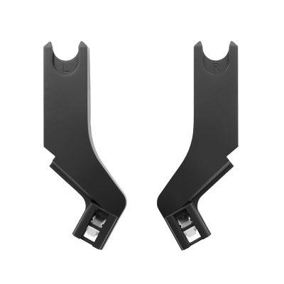 מתאם לסל קל לעגלת תאומים סיטי מיני 2 וג'י טי 2 – Maxi Cosi, Be Safe, Cybex Car Seat Adapter for City Mini® 2 Double / City Mini® GT2 Double