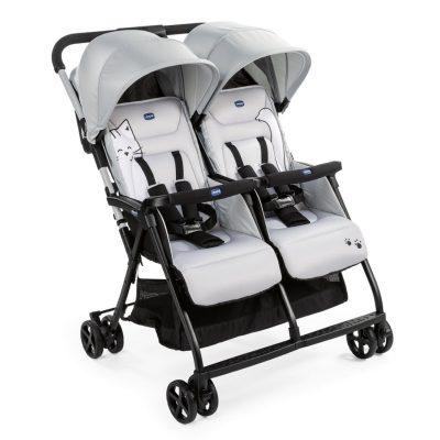 עגלת תאומים הוללה – Ohlala Twin