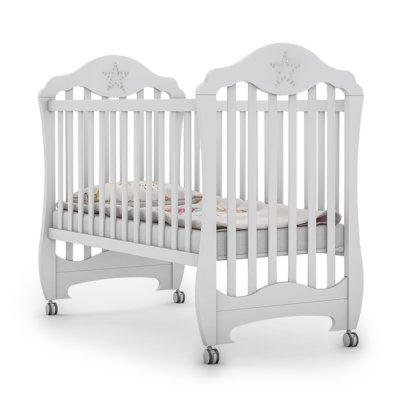 מיטה לתינוק ניו יורק – אבני סברובסקי