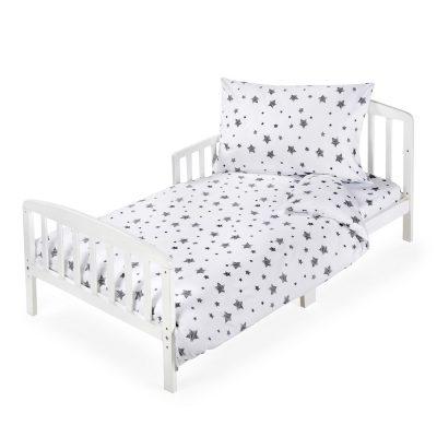 סט מצעים טריקו למיטת מעבר – כוכבים
