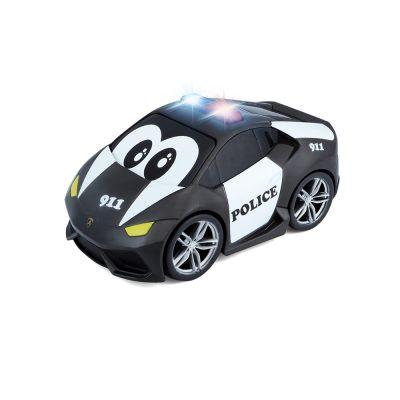 מכונית משטרה למבורגיני + אורות וצלילים
