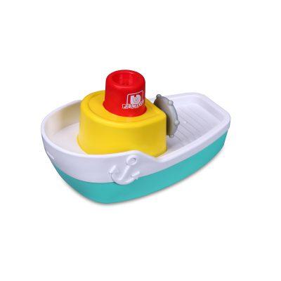 סירה + מזרקת מים לאמבטיה