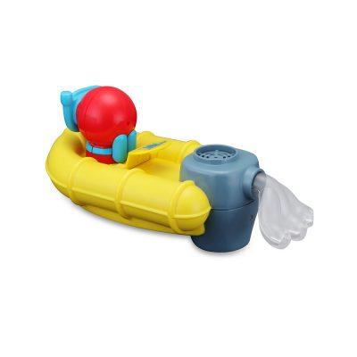 סירת בועות לאמבטיה + אורות