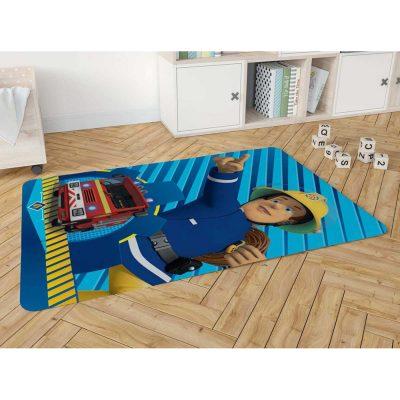 שטיח פלנל מודפס רך ונעים למגע לחדרי ילדים – סמי הכבאי
