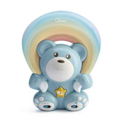 מנורת לילה דובי קשת בענן – Rainbow Bear