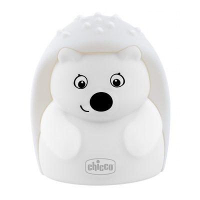 מנורת לילה נטענת קיפוד – Rechargeable Hedgehog
