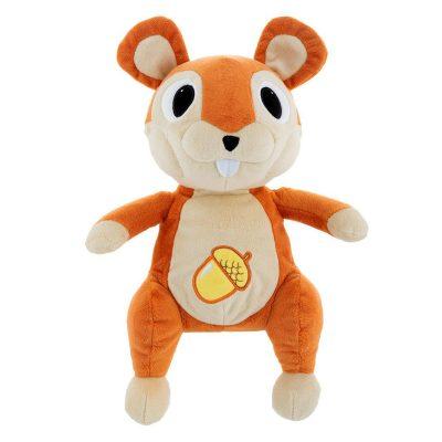 בובת סנאי מנגנת ומאירה – Toy MF Squirrel Light&Music