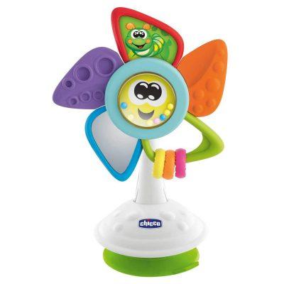 צעצוע לכיסא אוכל וויל השבשבת – Will The Pinwheel