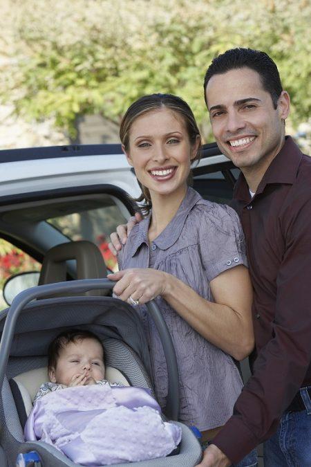 נוסעים ברכב עם התינוק? הנה כמה דברים שחשוב לדעת