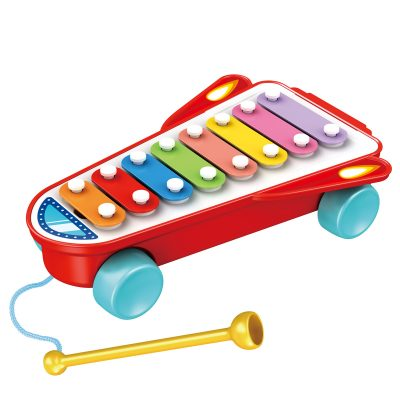 קסילופון על גלגלים – Baby Piano